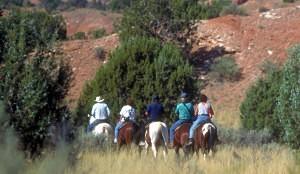 Kodachrome Basin Horseback Riding