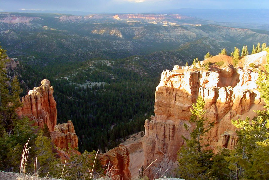 Bryce Canyon view point