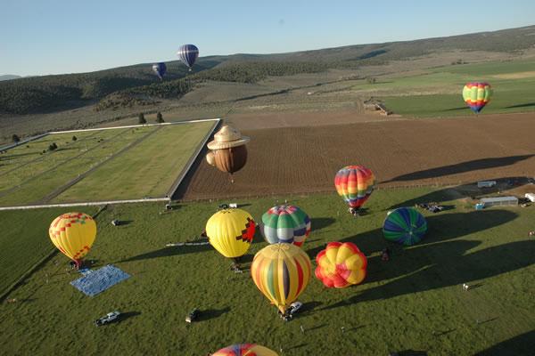 Panguitch Balloon Rally