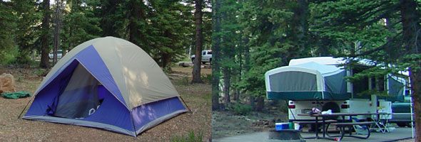 Bryce Canyon Forest Campground