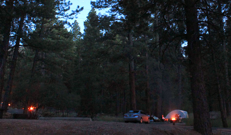Bryce Canyon Campground