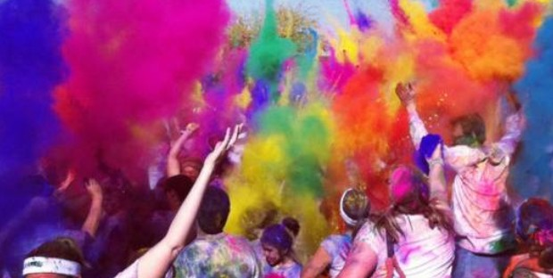 Color Me Fun Run - Bryce Canyon
