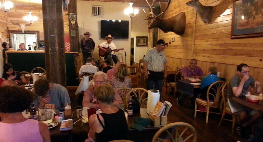 The Cowboy Smokehouse