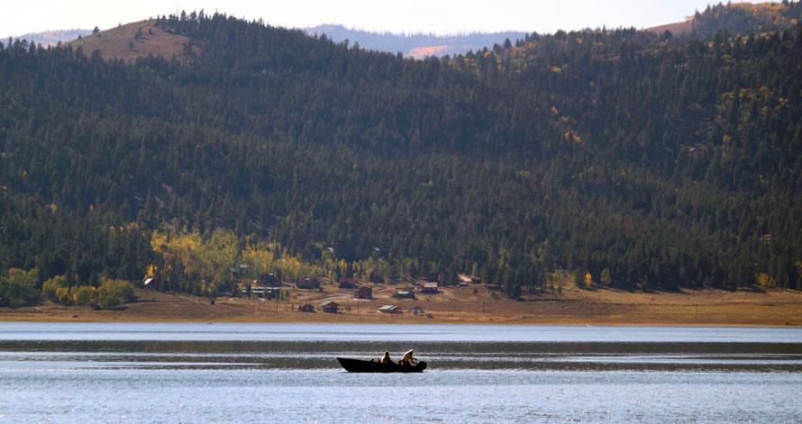 Panguitch Lake along Utah's Scenic Byway 143