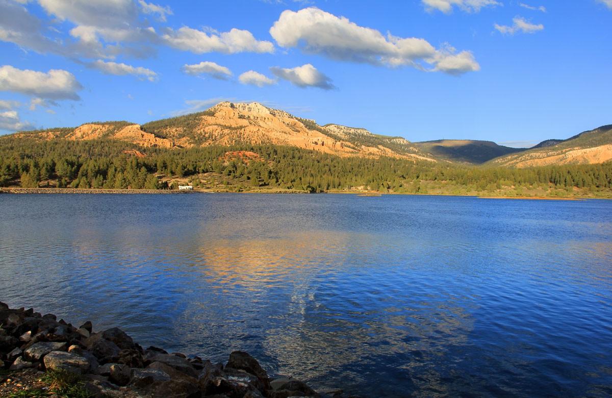 Pine Lake - Utah
