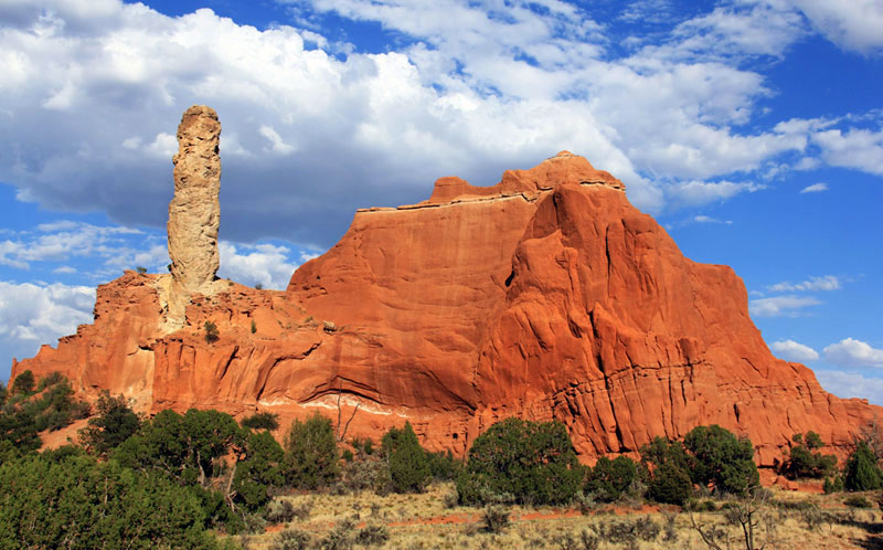 Kodachrome Basin State Park is one of three state parks along Utah's Scenic Byway 12