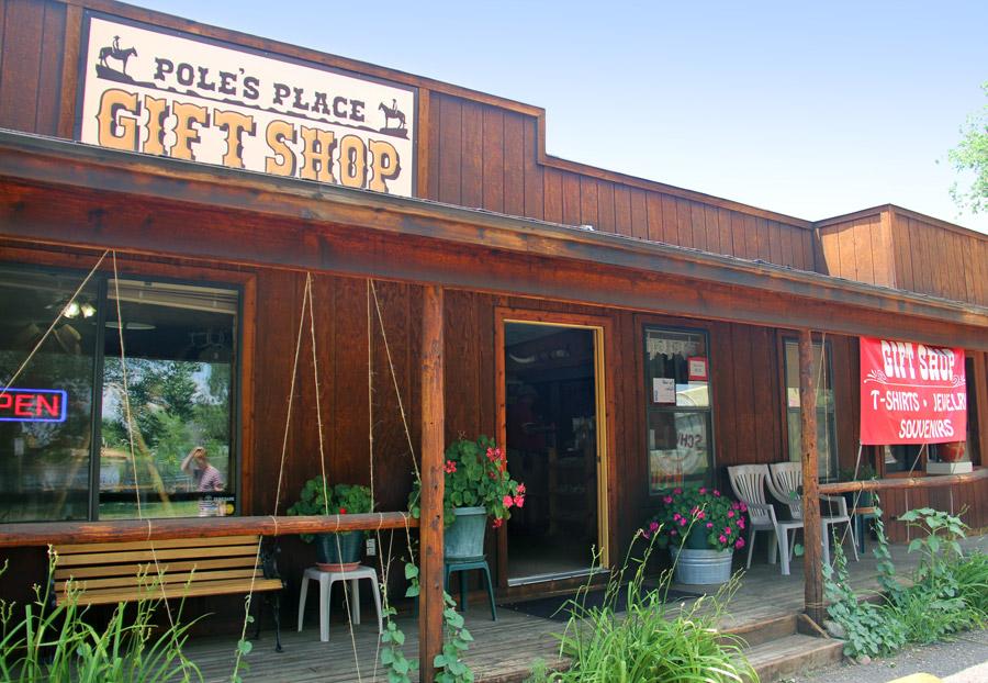 Pole's Place - Boulder, Utah