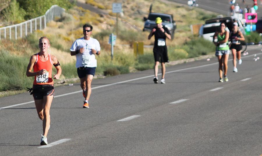 Panguitch 5k running