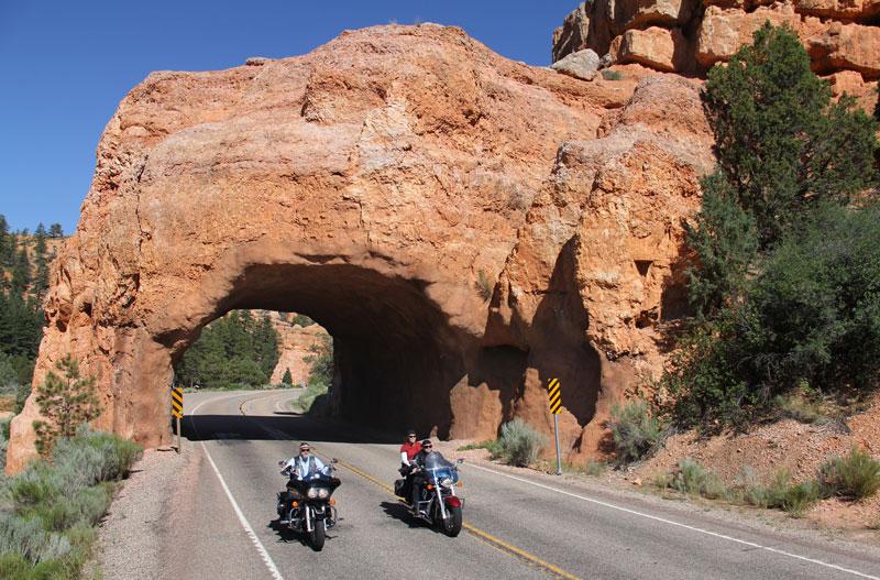 Harley Davidson Bryce Canyon
