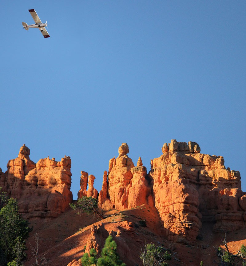 Bryce Canyon Aerial Tours