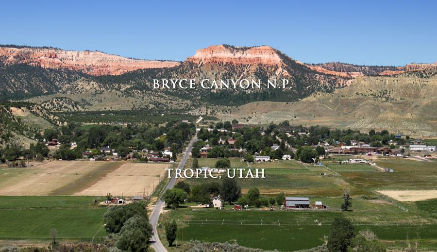 Tropic Utah