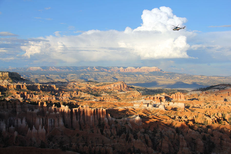 Bryce Canyon Helicopter Tours - Scenic