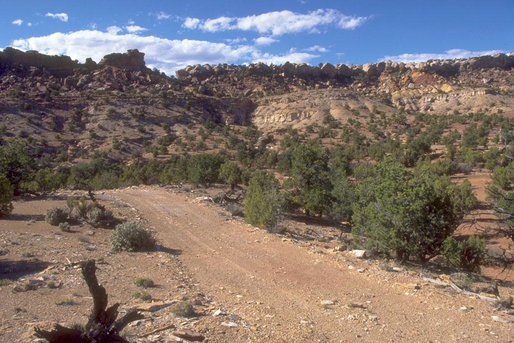 Smoky Mountain Scenic Backway Utah