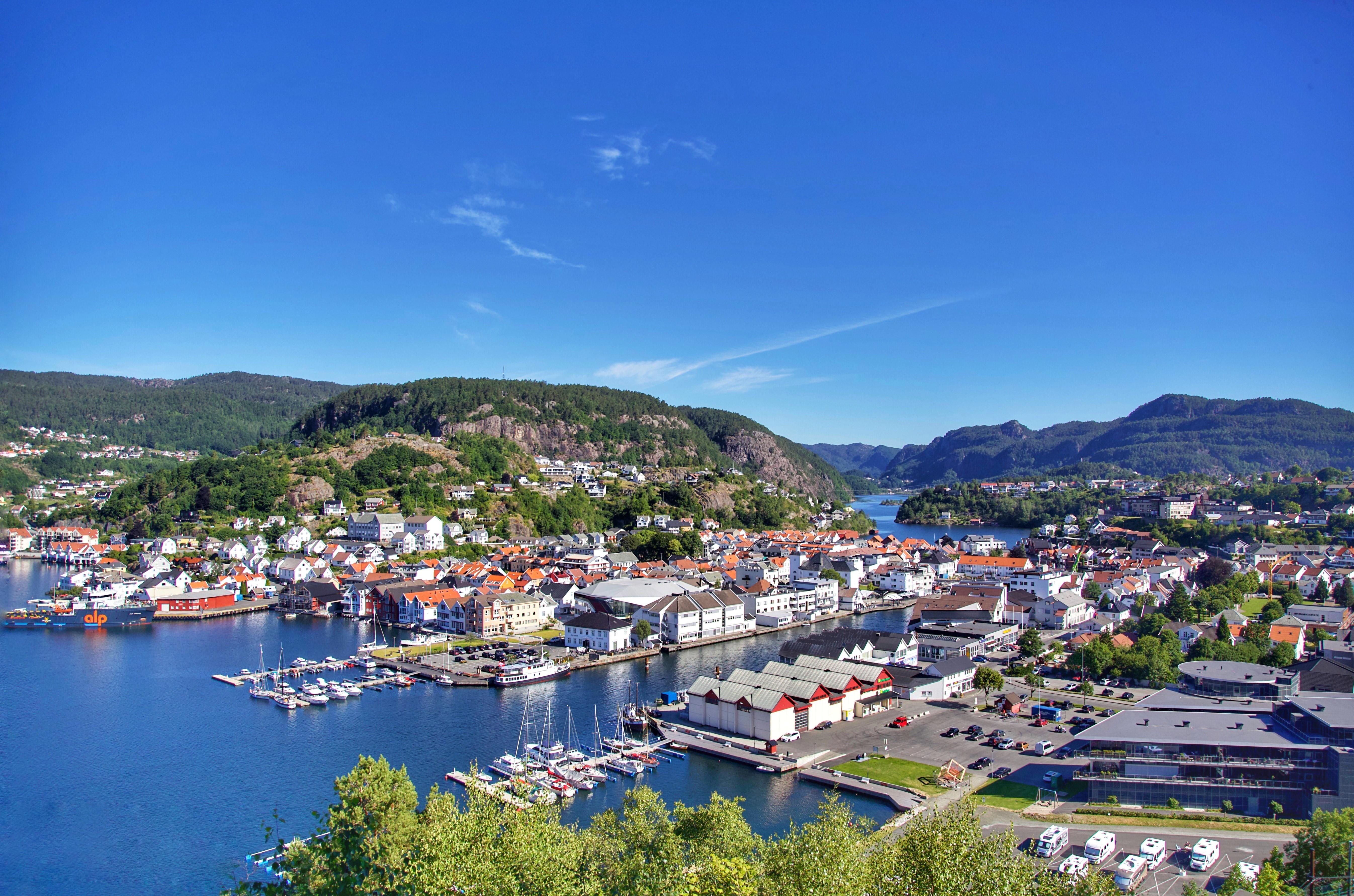 singel i flekkefjord