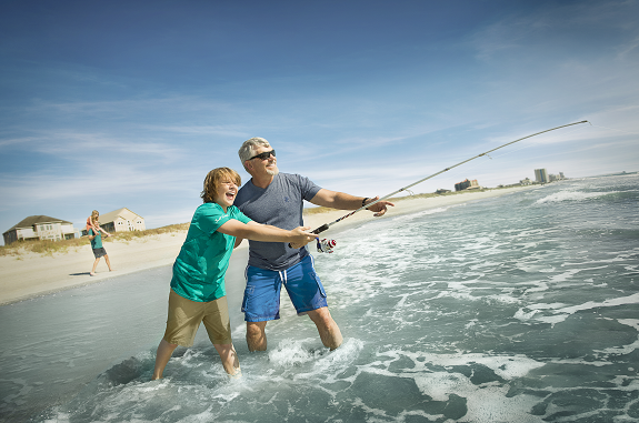 Plan an affordable fall vacation to North Myrtle Beach.