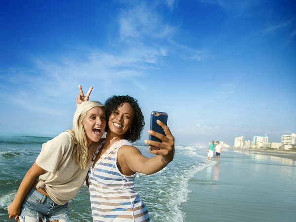 Take a trip with friends this fall in North Myrtle Beach.