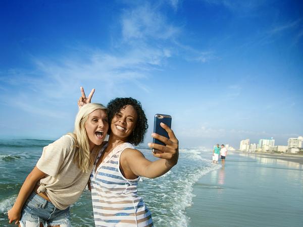 Take a girls' trip to North Myrtle Beach