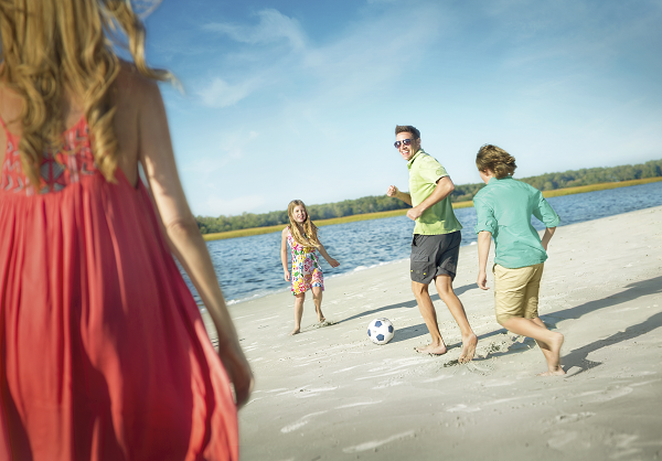 In North Myrtle Beach, you'll find free things to do for kids.