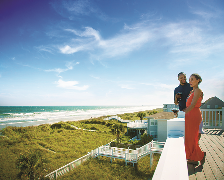 Plan a couples weekend beach trip to North Myrtle Beach.