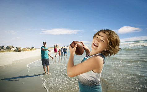 We've put together a list of top beach games for the ultimate family vacation!