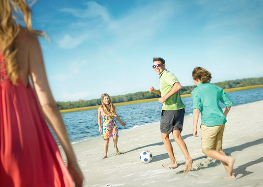 We've put together a list of the best beach games for kids.