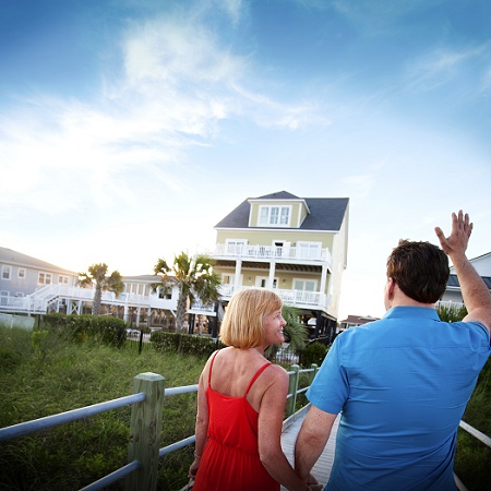 Stay in North Myrtle Beach.