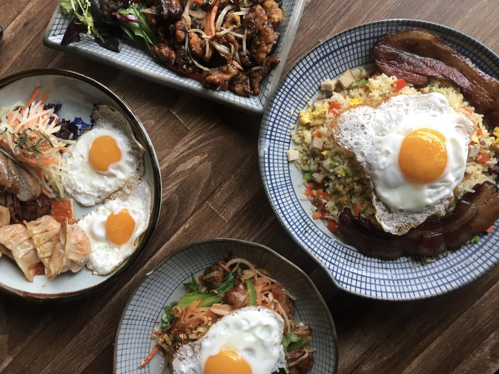 Odd Couple - Saskatooning - Saskatoon Restaurants - Riversdale