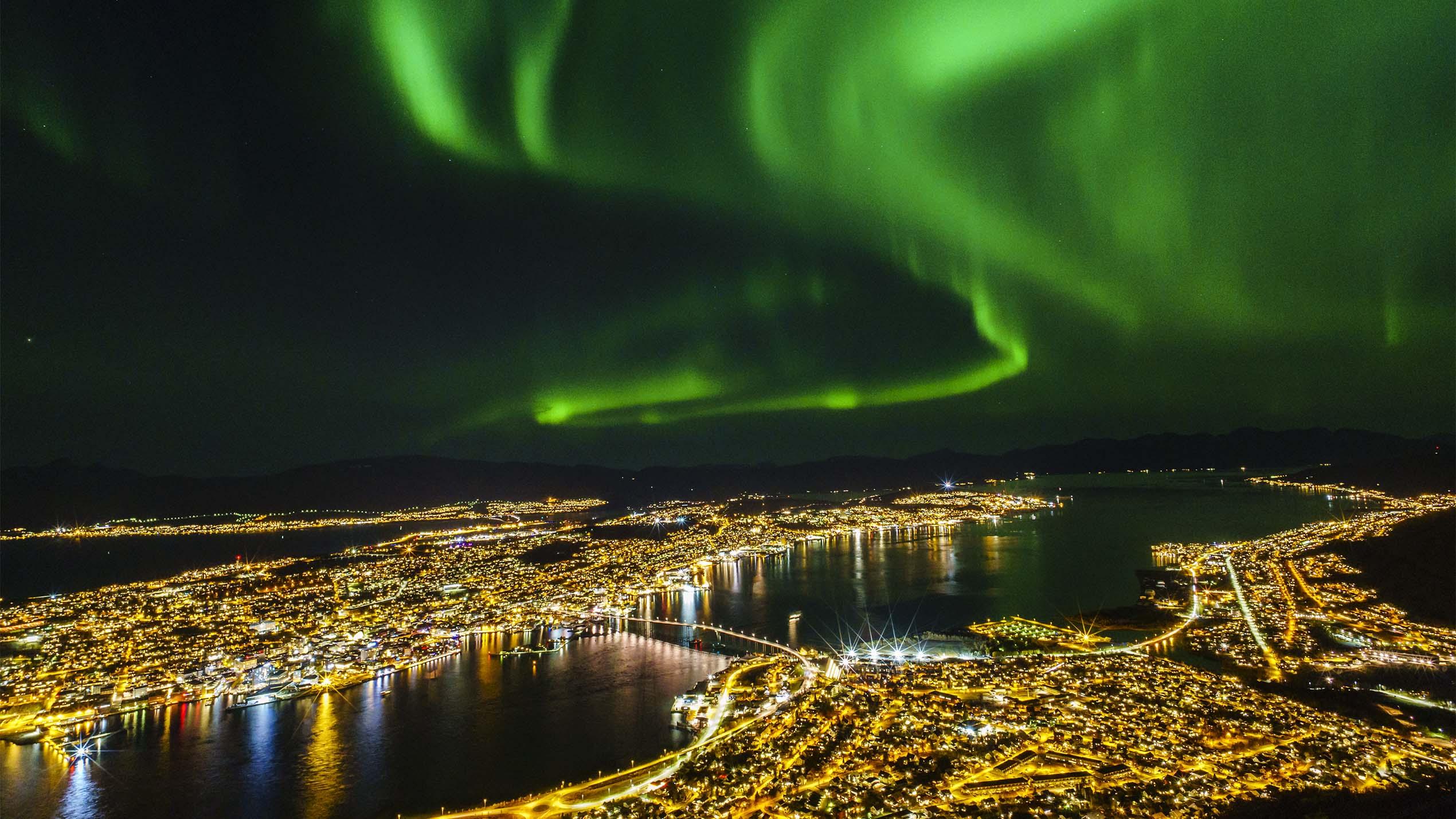 Tromsø   Where your Arctic adventure begins