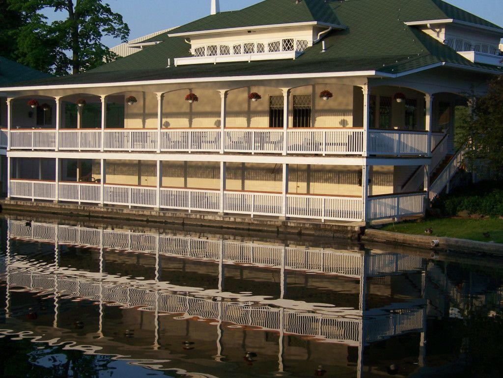Rush Pavilion Carolyn Schaff
