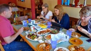 Blue Nile Dining Divas
