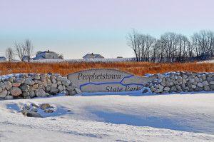 PSP Winter entrance