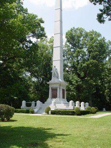 Battle Ground Monument