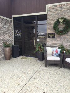 VC Outside Frontdoor Holiday 2014