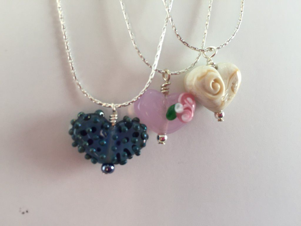 Win a heart necklace from Something Special!