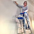 Artists Own artists have been hard at work creating a new, beautiful space!
