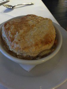 Parkside Lobster Pot Pie