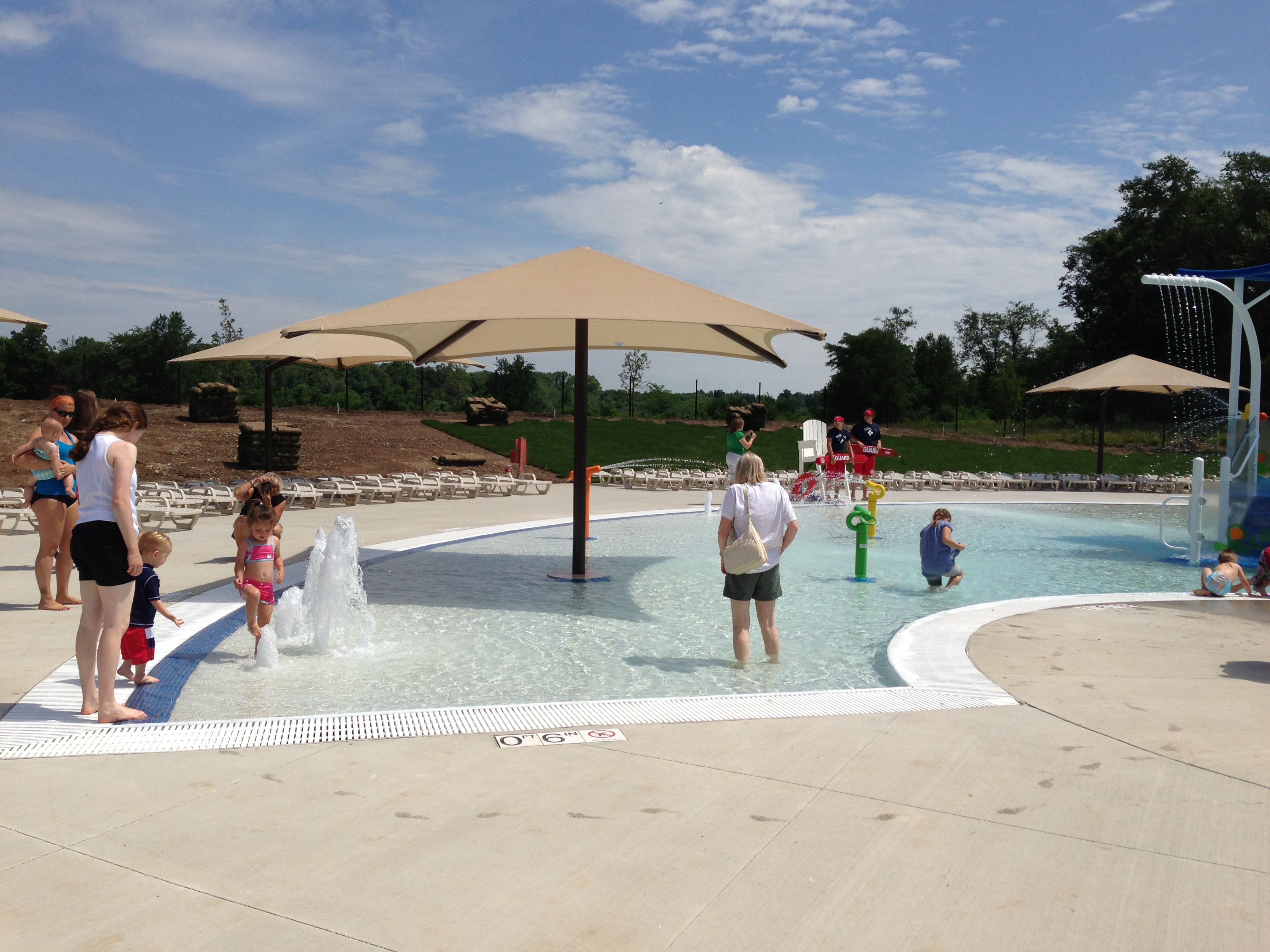 Prophetstown State Park Family Aquatic Center