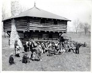 1930s Blockhouse