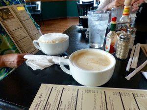 Chai and Cappuccino