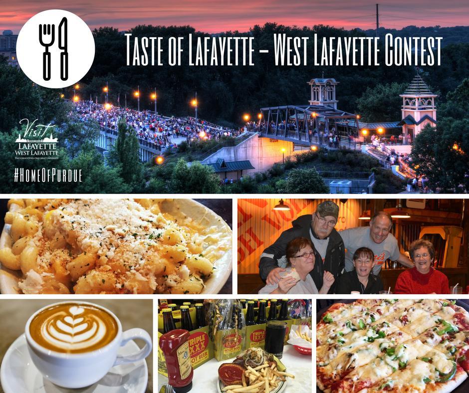 Taste of Lafayette 2016 Prestart[1]