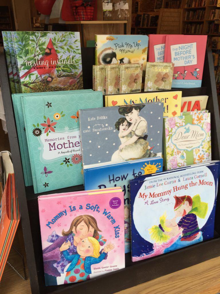 Books, books, books from Main Street books!
