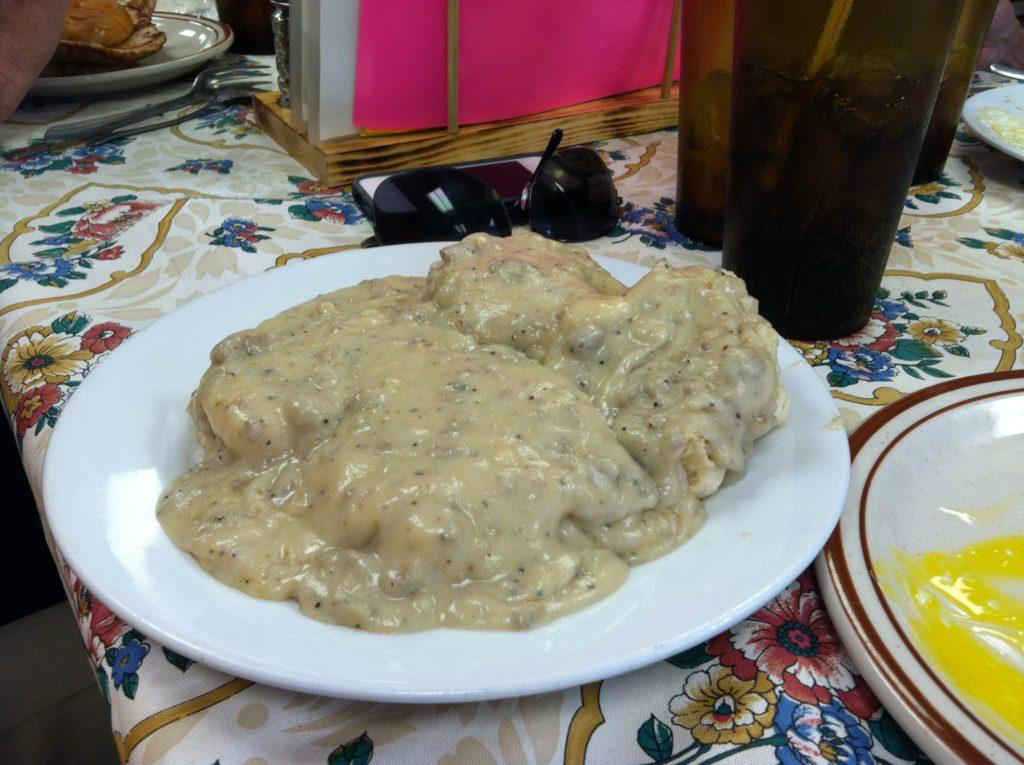 Eye Opener Biscuits & Gravy