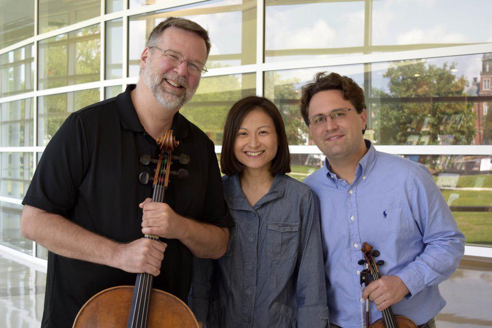 DePauw+Trio