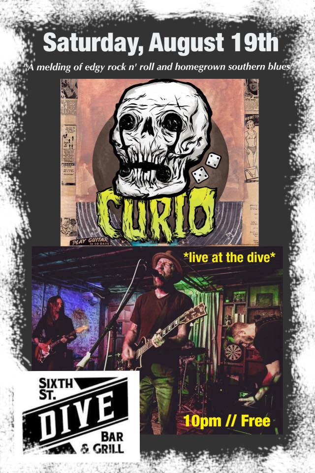6th Street Dive Presents: Curio