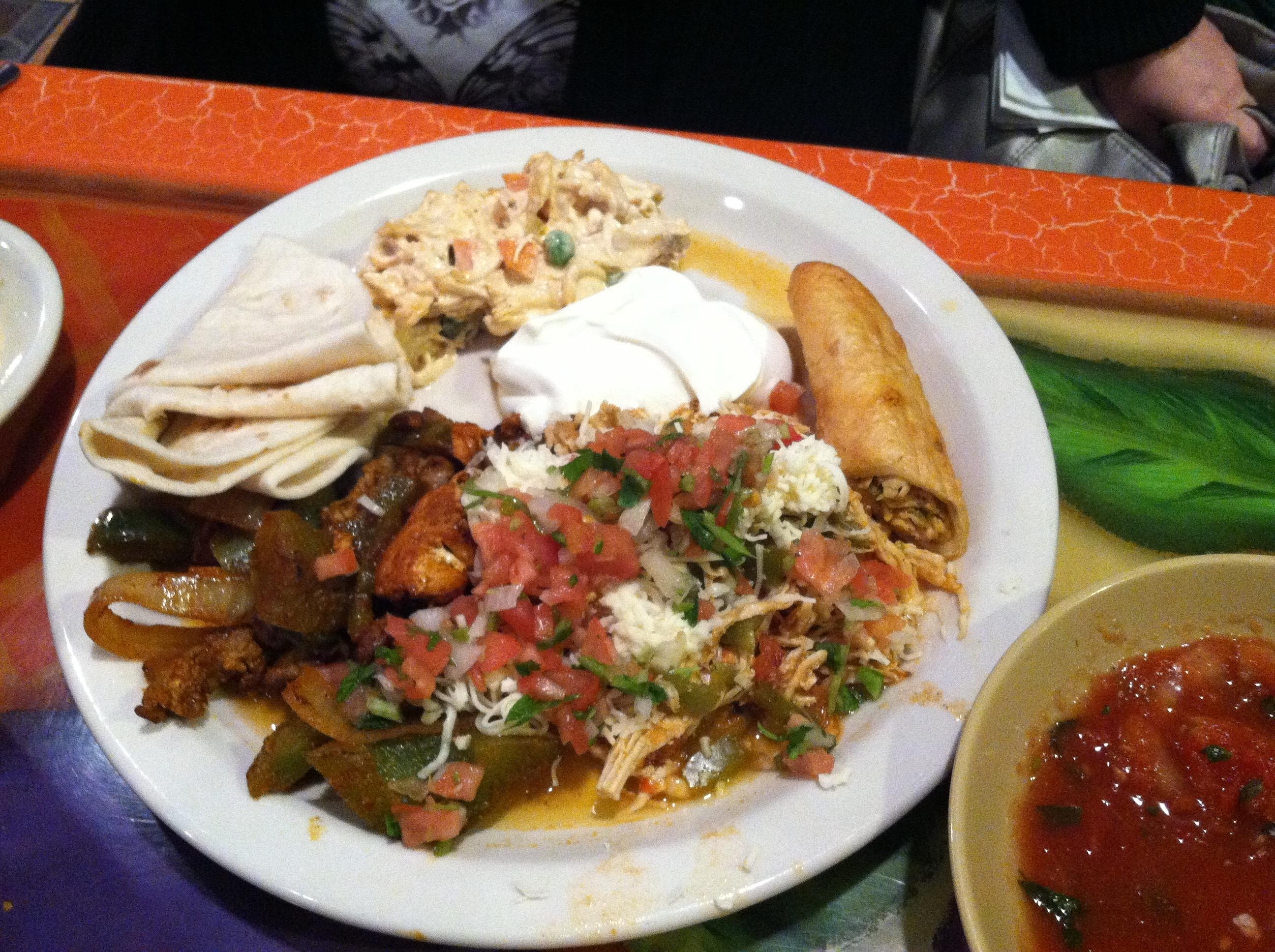 Lindo Mexico Cuisine