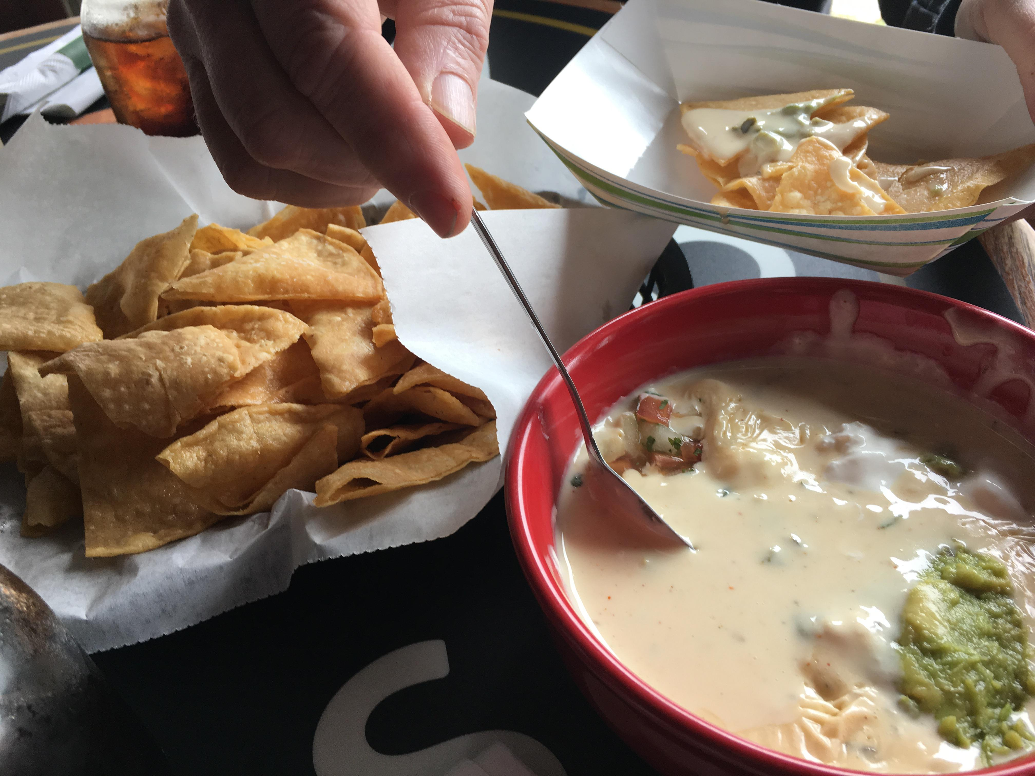 6th Street Dive Queso