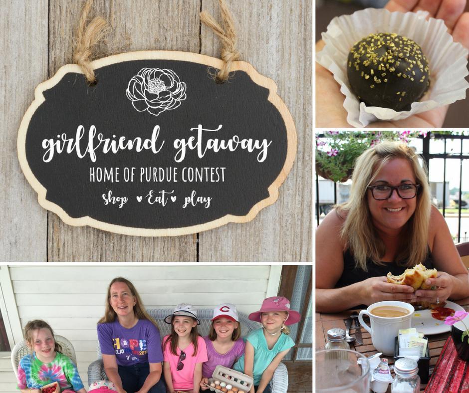 Girlfriends Getaway Prestart