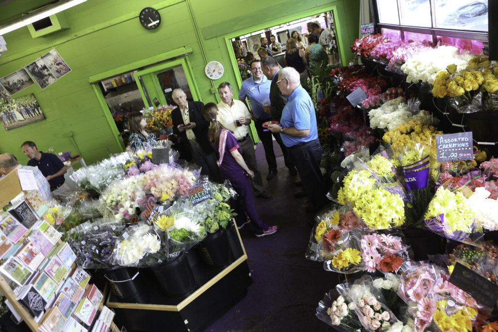 Flowers galore to pick from at Rubia Flowers!