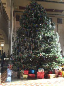 Purdue Christmas Tree