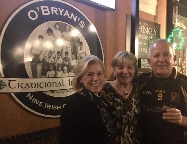 Nine Irish Brother with Jerry & Jan